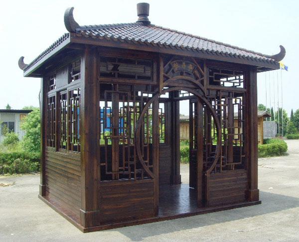 武汉塑木栏杆